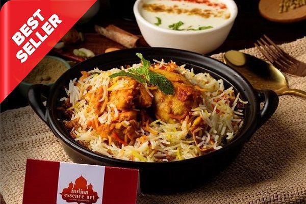 Chicken Hyderabadi Biryani