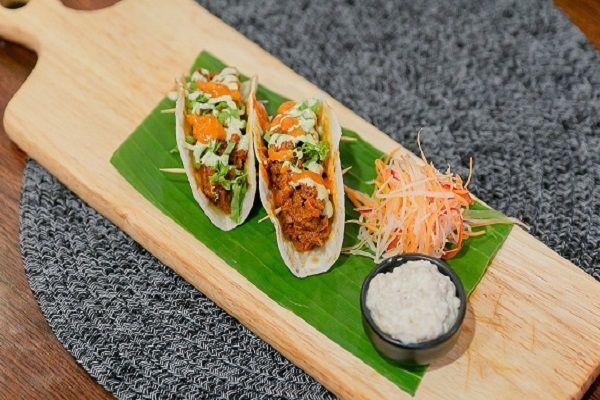 Laal Maas Tacos