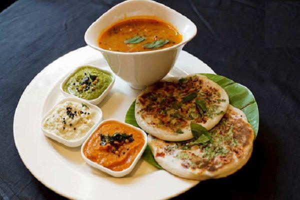 Mix Vegetable Uttapam