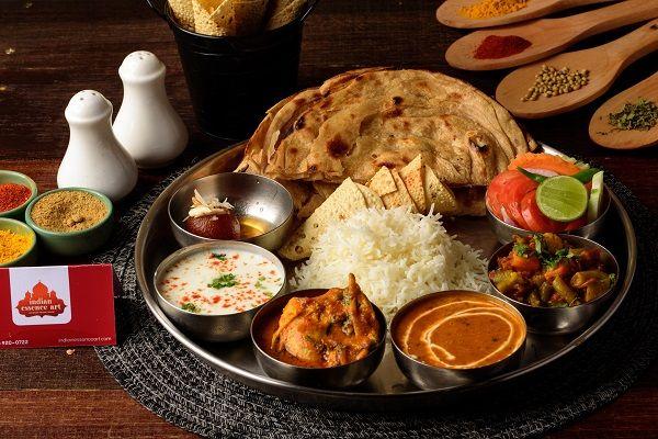 Special  Chicken Thali