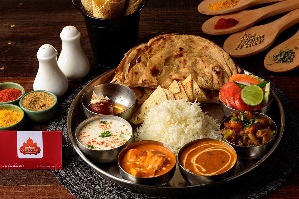 Special Vegetarian  Thali